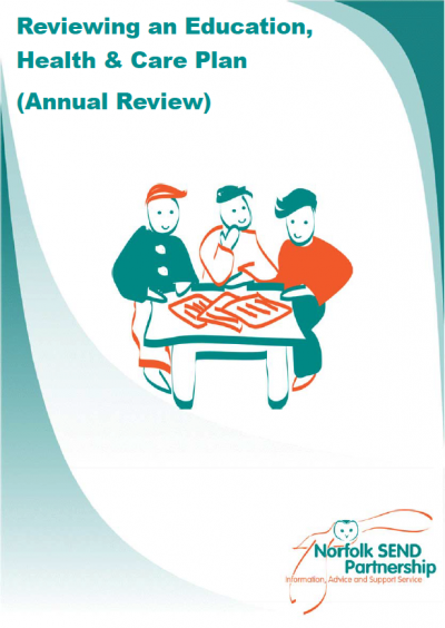 EHCP Review cover